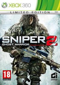 Sniper: Ghost Warrior 2 Edycja Limitowana Xbox 360