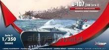 Mirage Hobby Okręt Podwodny U-107