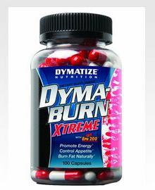 Dymatize Dyma-Burn 120 kaps.