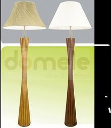 Kaja Lampa podłogowa drewniana K-ML6888
