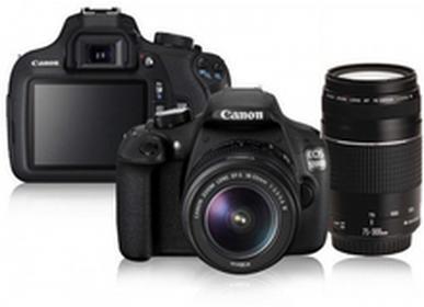 CanonEOS 1200D 18-55 IS III (VUK)