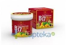 Herbamedicus B17 PREVENTUM 75 szt.