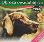Opinie o Pess Obroża owadobójcza owadobójcza bezzapachowa 75 cm dla psa
