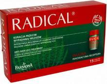 Farmona Radical Odżywka do włosów w ampułkach 15szt.
