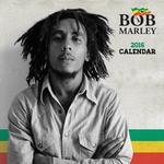 Bob Marley - kalendarz 2016 r
