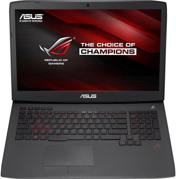 "Asus G751JY-T7012H 17,3"", Core i7 2,4GHz, 8GB RAM, 1000GB HDD (G751JY-T7012H)"