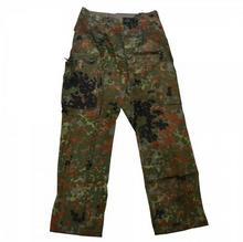 Spodnie wojskowe Bundeswehra - Flecktarn - Demobil (nowe) (17995) N
