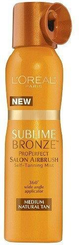 Loreal Sublime Bronze Self-Tanning Mist Samoopalacz spray