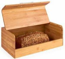 Klarstein Basket No.9 Pojemnik na chleb bambus z uchwytem metalowym 7L TK37-BASK