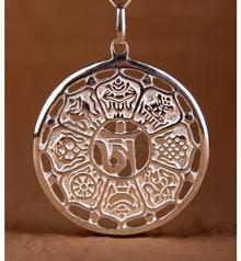 Firma Ciszak Buddyjskie Symbole Pomyślności T19.4