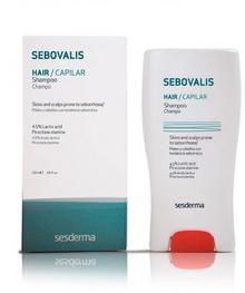 SesDerma Sebovalis Treatment Shampoo - Szampon leczniczy - 200ml 200ml