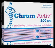Olimp Chrom Activ 60 szt.
