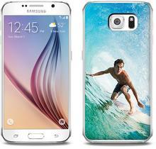 Etuo.pl Foto Case - Samsung Galaxy S6 - etui na telefon Foto Case - surfer ETSM172FOTOFT059000
