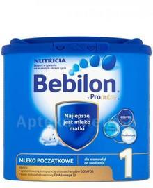 Bebilon NUTRICIA Polska Sp z o.o 1 Z PRONUTRA Mleko modyfikowane w proszku 350 g 8442401
