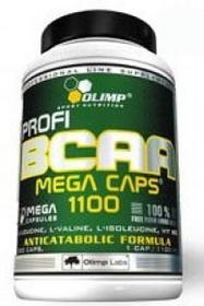 Olimp BCAA Mega Caps 150 kaps. (165g BCAA)