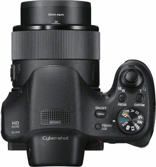 Sony DSC-HX300 czarny