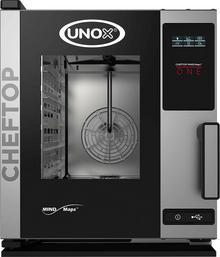 Unox Piec konwekcyjno-parowy 5xGN2/3 ChefTop One system myjący dotykowy ekran 9000561