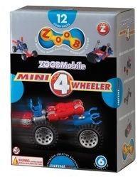 Zoob Mobile mini 4 Wheeler - Dante Alighieri
