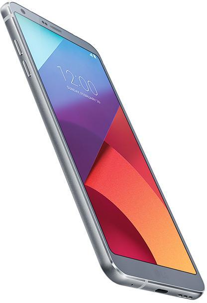 LG G6 32GB Srebrny
