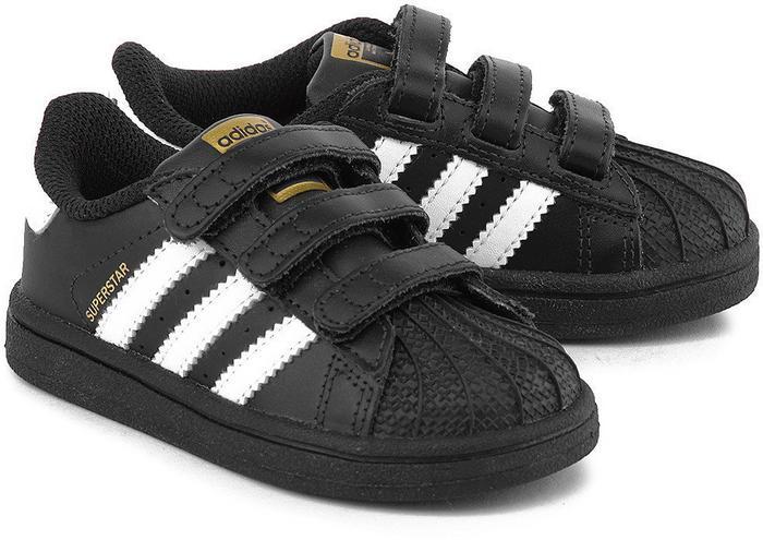 2. previous 7da50 73a72 usa adidas superstar foundation czarne skórzane  sportowe dziecice b23638 461b6 4eda6 ... 424274b8957