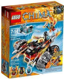 LEGO Chima Pojazd Tormaka 70222