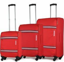Samsonite Zestaw trzech walizek AMERICAN TOURISTER 75A