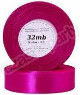 Wstążka satynowa 25mm 32m - kolor 043