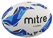 Mitre Sabre piłka do mini rugby, biały BB1157WLC-4
