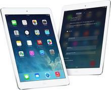 Apple iPad Air 128GB LTE Silver (ME988FD/A)