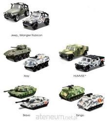 Maisto Pojazdy wojskowe Forces 4,5 10 rodzajów