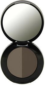 Freedom Makeup Duo Eyebrow Powder puder do brwi Ash brązowy