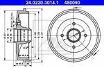 Opinie o ATE BĘBEN HAM 24.0220-3014.1 CITROEN XSARA 1.4HDI 03-05, 1.4I 97-05, 1.5D, 1.6I, 1.8I, 1.8TD 97-00 - Bezpłatny zwrot do 30 dni, największy wybór produktów. 24.0220-3014.1