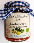 Sad Danków Ekologiczny dżem agrestowy bez dodatku cukru 270g