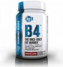 BPI B4 Fat Burner 30 kaps.