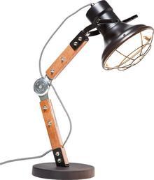 Kare Design Rocky Lampa stołowa Żelazo Drewno Sosnowe - 36592