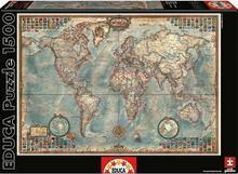 Educa Polityczna Mapa Świata 16005