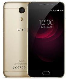 Umi Plus 32GB Dual Sim Złoty