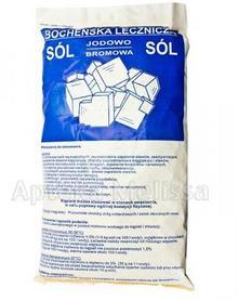 Salco. BOCHEŃSKA LECZNICZA sól jodowo-bromowa - 1000g