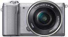 Sony ILCE-5000LS + 16-50 kit srebrny