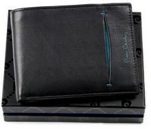 Pierre Cardin Cienki portfel męski skórzany TILAK 07 8805 N TILAK 07 8805 N