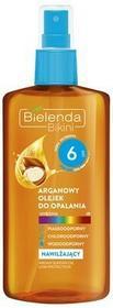 Bielenda Arganowy olejek do opalania SPF6 Bikini 150ml