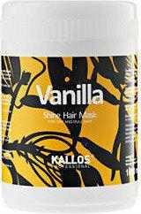 Kallos Vanilla - waniliowa Maseczka do włosów 275ml