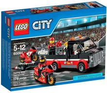 LEGO City - Transporter Motocykli 60084