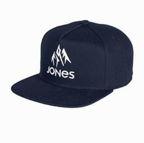 Jones Czapka z daszkiem - Basic Cap granatowy (NAVY) rozmiar: OS