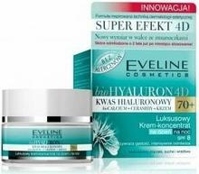 Eveline BioHyaluron 4D luksusowy Krem-koncentrat na dzień i na noc 70+ 50ml