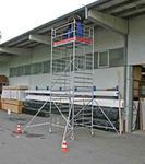 Krause Rusztowanie - STABILO 5000; 2.0 x 1.50m. wys.rob. 4.30m 739049