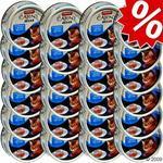 Opinie o Animonda Carny Ocean w pakiecie oszczędnościowym 24 x 80 g - Łosoś i młode sardy