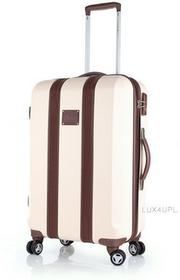 Beverly Hills Polo Club walizka podróżna średnia na 4 kółkach Mississippi - panna BH-240