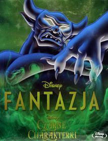 GALAPAGOS Fantazja (Disney) Czarne charakterki
