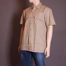 Dickies Koszula 1574 Short Sleeve Work Shirt - khaki